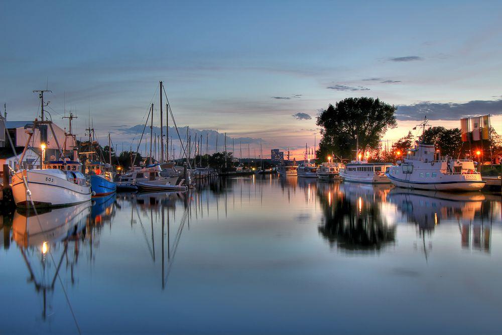 Niendorfer Hafen #2