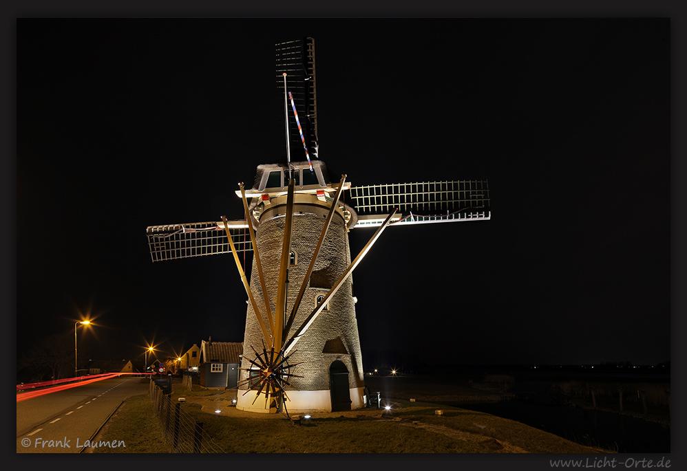 Nieuw Beijerland (NL) - De Swan