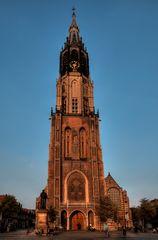 Nieuwe Kerk - Delft .