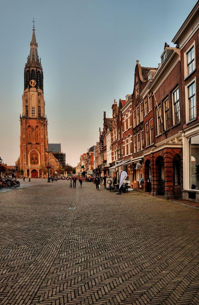 Nieuwe Kerk - Delft