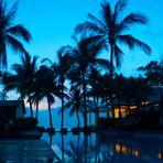 ... Night at Pool ...