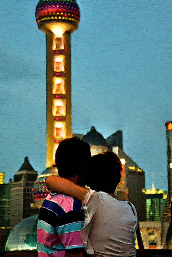 night city for two