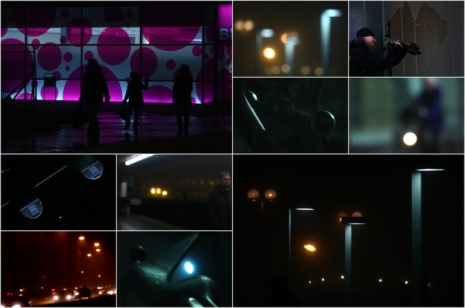 Night Foto Walk in Wien
