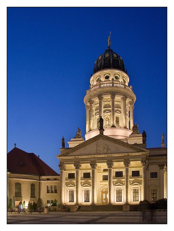 @night - französischer Dom Berlin
