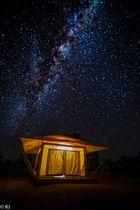 Night in Pilbara