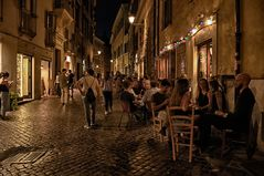 Night in Rom