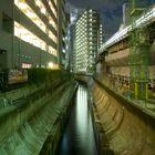 Night in Shibuya river, Part 3.