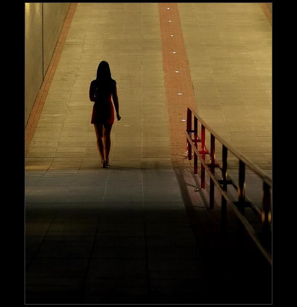 [night in the city II]
