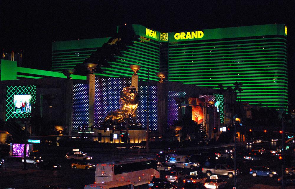 Night & Light in Las Vegas