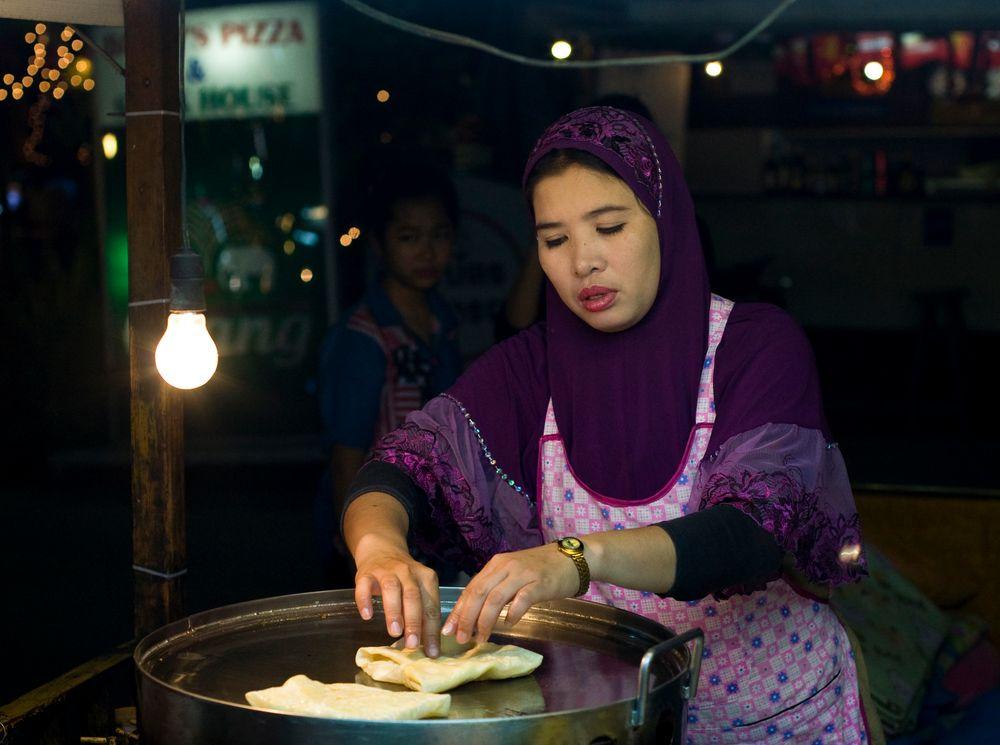 Night Market Chiang Mai von Frank Surup