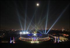 Night of Lights am 11.11.11 - 75 Jahre Olympiastadion