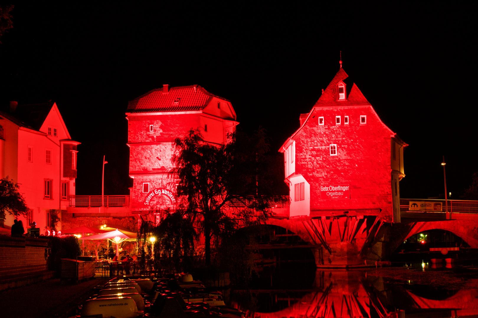 Night of Lights Bad Kreuznach