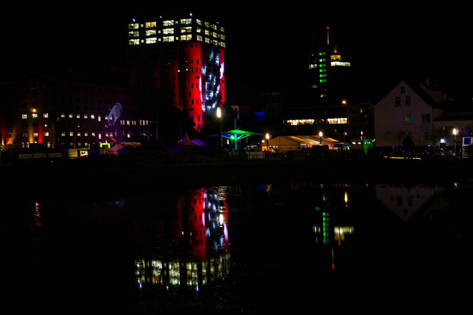 Night of the lights 3 - Hamburg