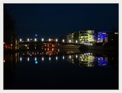 Night on the river #2