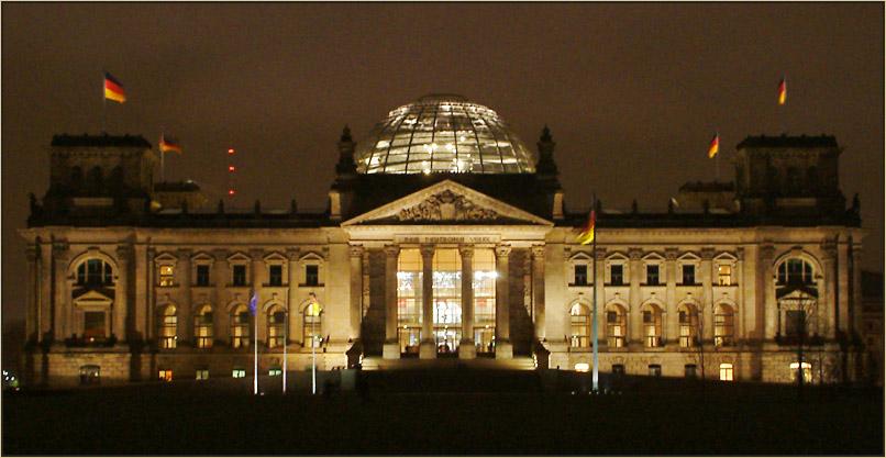 Night Over Berlin II