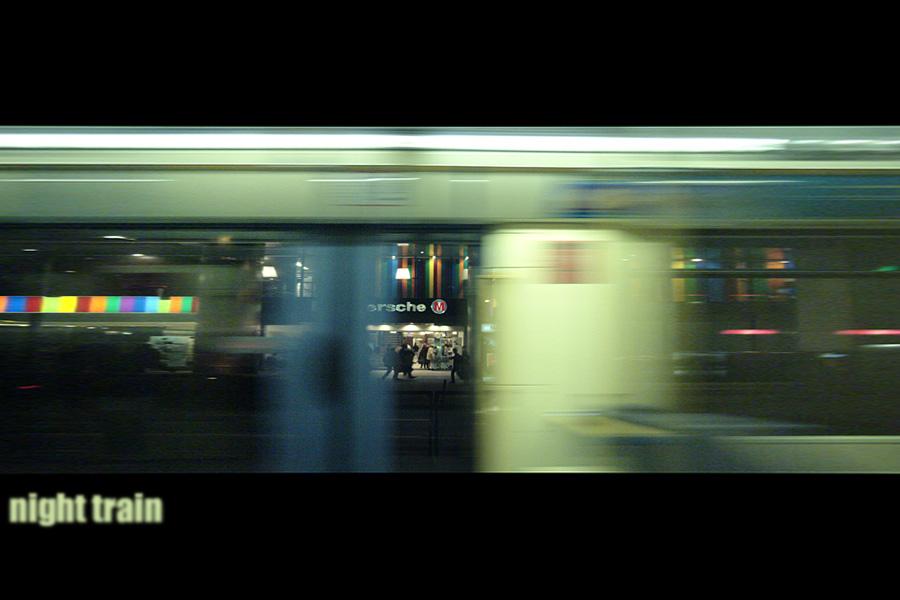 [night train]