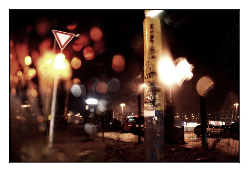 Night vision at Kosice - SK