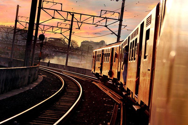 nightfall train