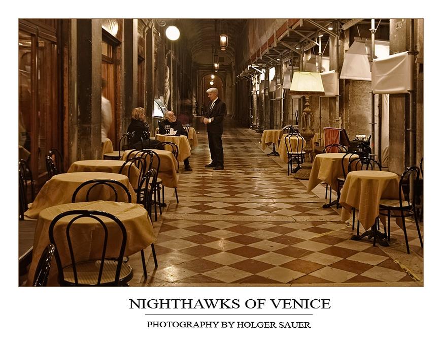 [ nighthawks of venice ]
