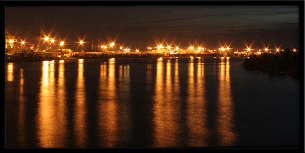 Nightights at Seaport
