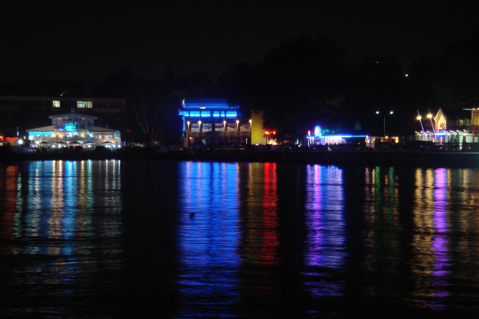 Nightlife in Sewastopol