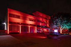 NightofLight 2021 - Feuerwehrwache Koblenz (01)