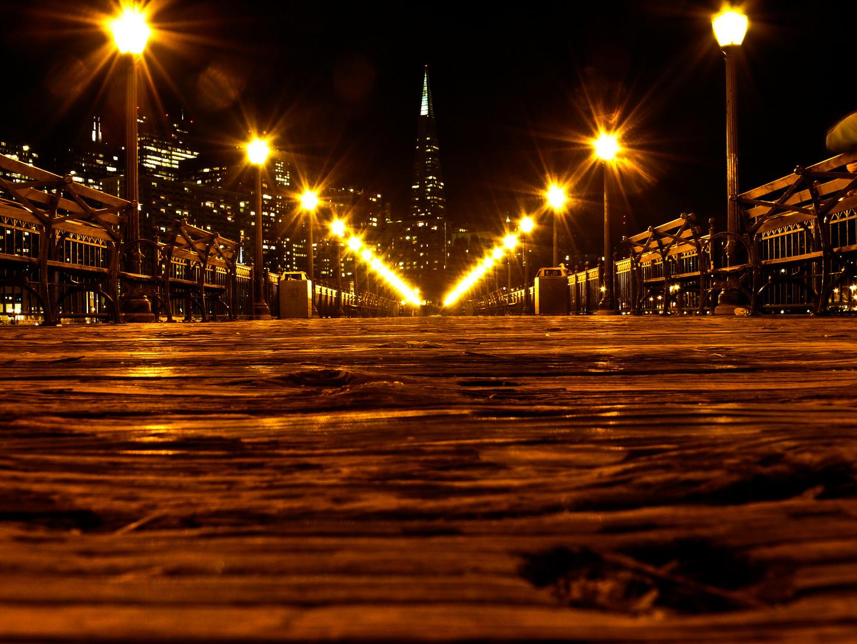 Nightpier San Francisco