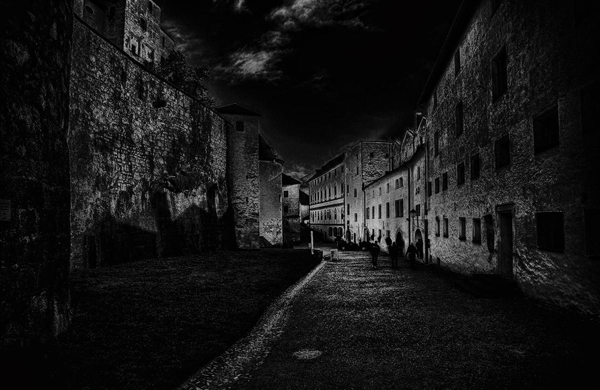 Nightshot, Burg Salzburg