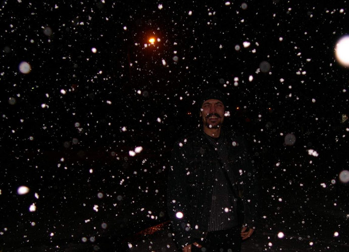 night_snow and I