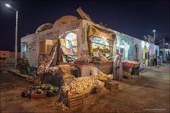 Nighttime tales in Abu Simbel....
