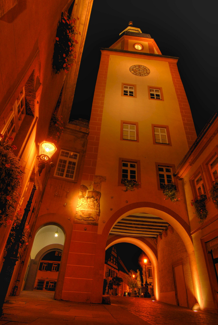 Nightview Ettlingen