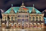 Nightwalk: Bremen -Rathaus-