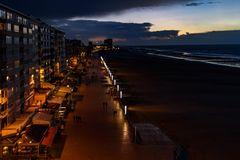 Nightwalk in Oostende