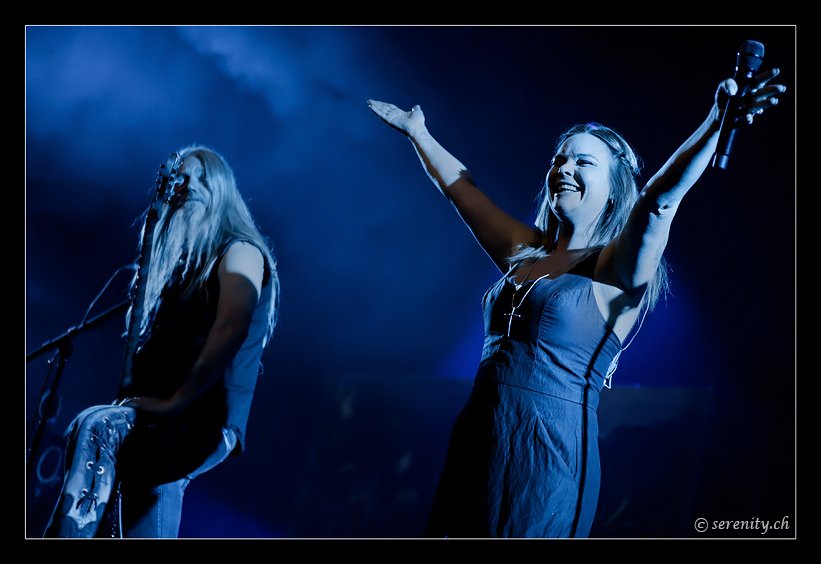 Nightwish @ 46. Montreux Jazz Festival