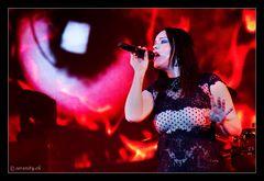 Nightwish @ Hallenstadion, Zürich