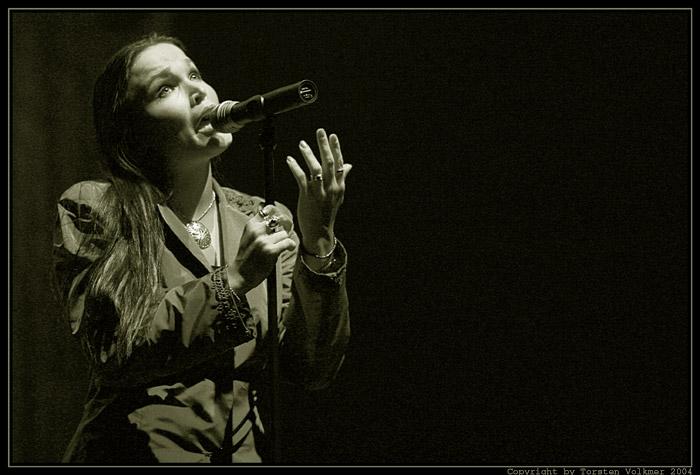 Nightwish (Tarja Turunen) in Hamburg (Color Line Arena)