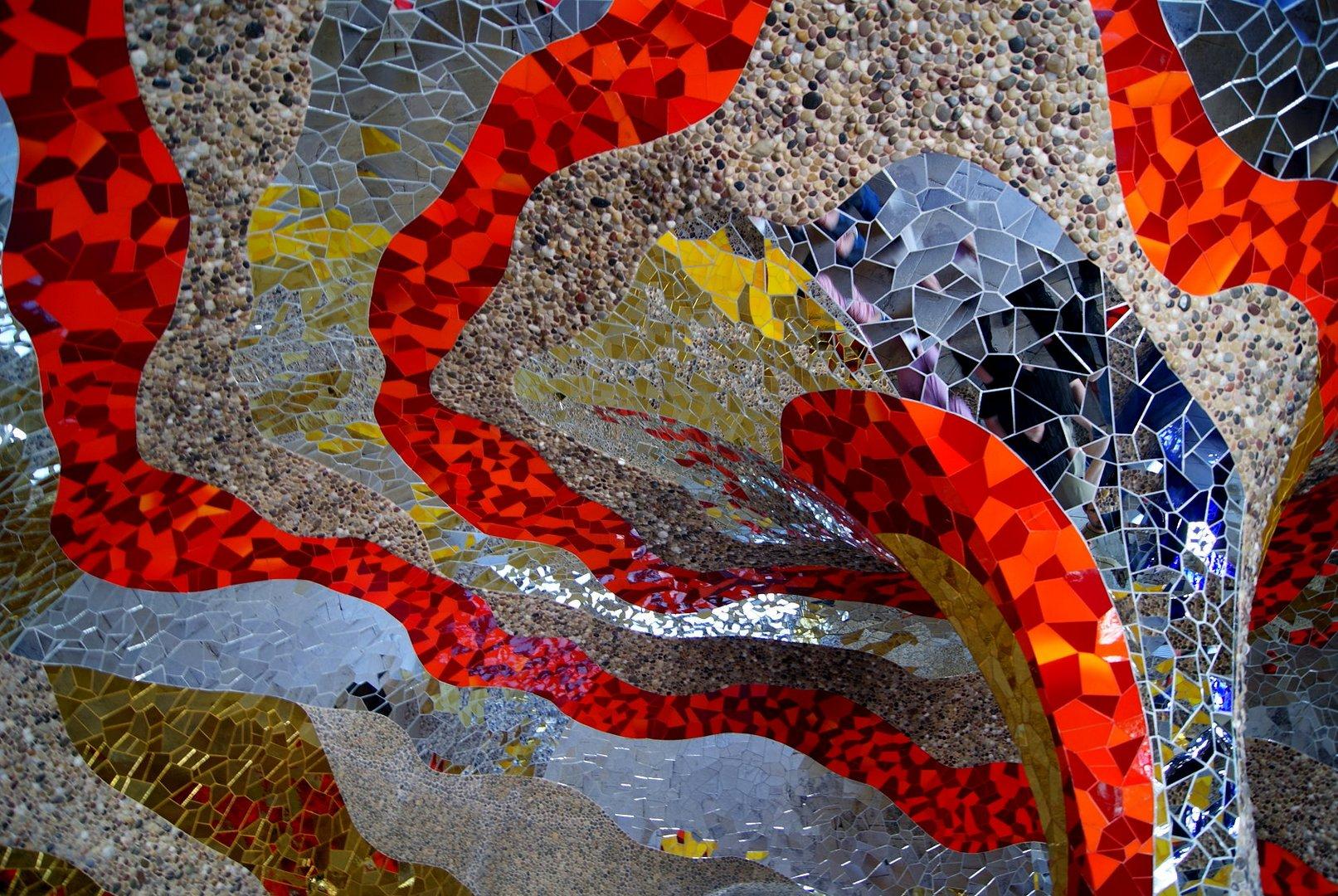 Niki de Saint Phalle Grotte in Hannover