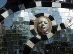 Niki de Saint Phalle, Il Giardino dei Tarocchi 3