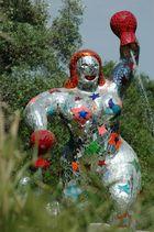 Niki de Saint Phalle Il Giardino dei Tarocchi