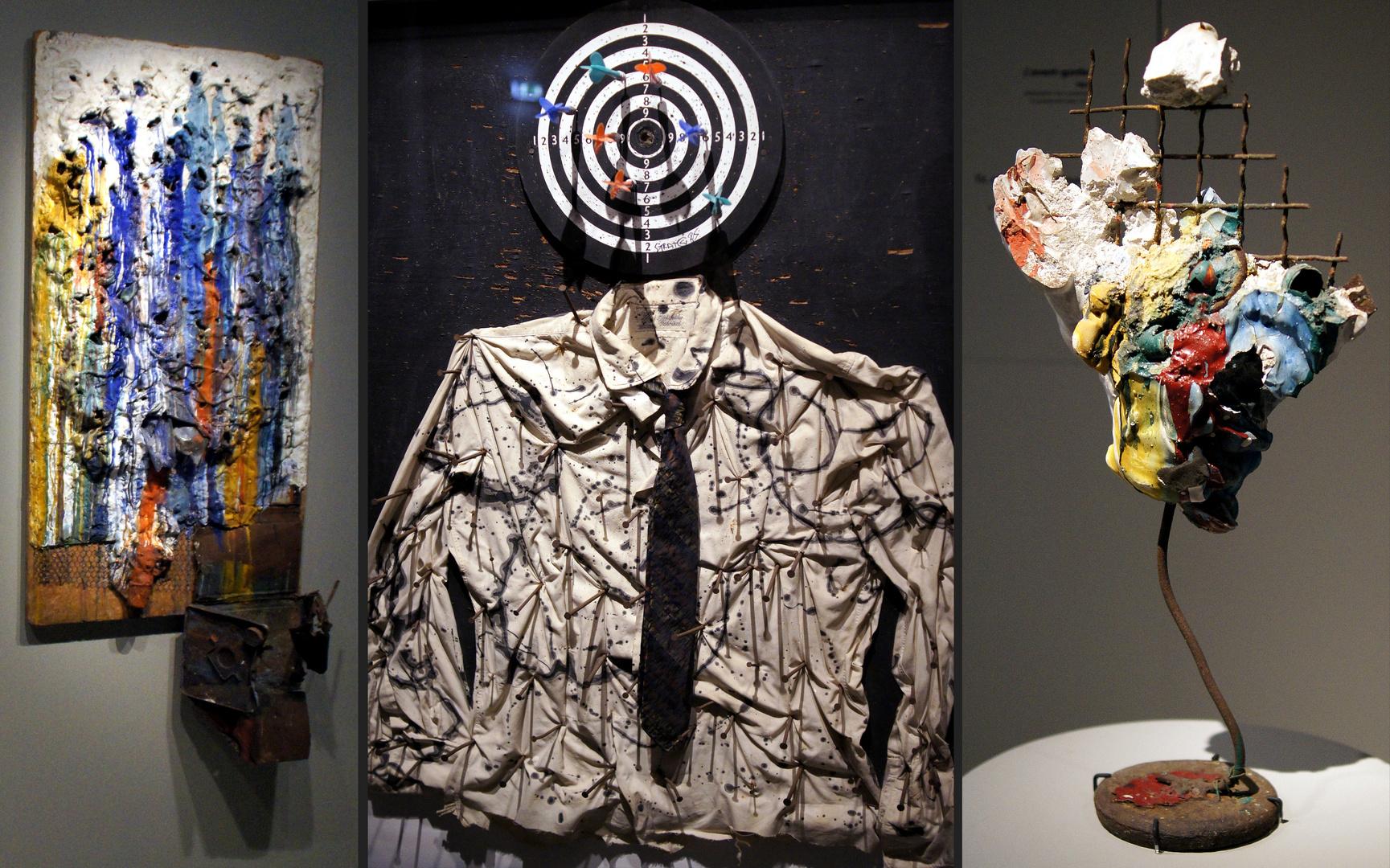 Niki de Saint Phalle: l'art à la carabine (1961–1963)