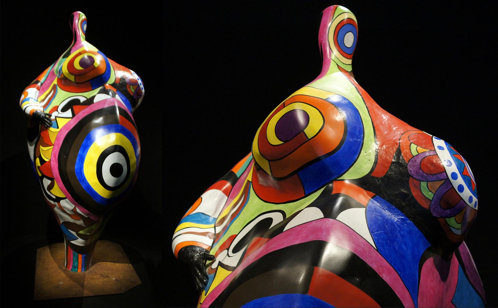 Niki de Saint Phalle: Nana Gwendolyn (1966)