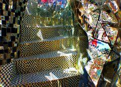Nikis Spiegeltreppe