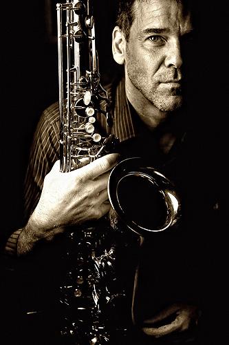 NIKLAS PERSSON .. sax player