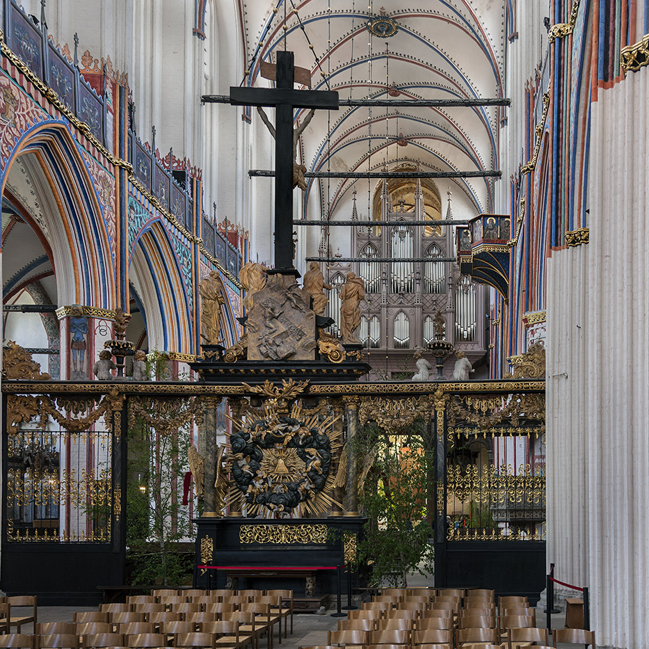 Stralsund Nikolaikirche