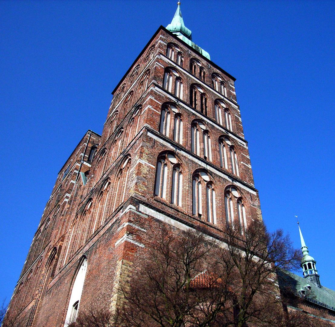Nikolaikirche Stralsund