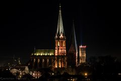 Nikolaikirche und co.