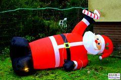 Nikolaus mit Kreislaufproblemen