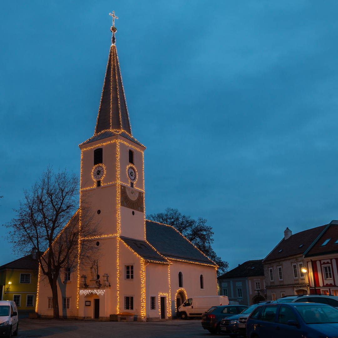Nikolauskirche Traikirchen