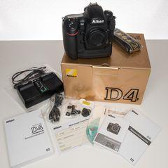 Nikon D4 zu verkaufen 1
