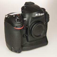 Nikon D4 zu verkaufen 2